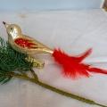 mittlerer Feuervogel, Federn, 12-fach