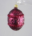 Eiform mit Ornament, Sortiment Barock, 6-fach