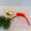 kleiner Feuervogel, Federn, 12-fach