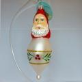 Weihnachtsmannkopf mit Olive, 3-fach